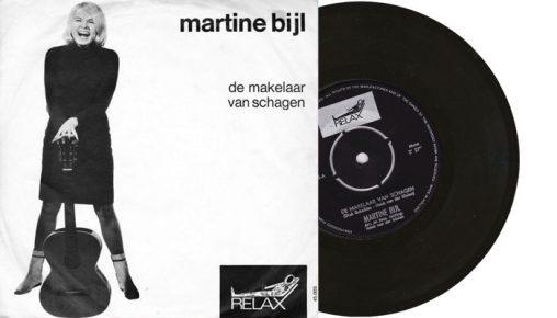 """Martine Bijl - De Makelaar van Schagen 7"""" single"""