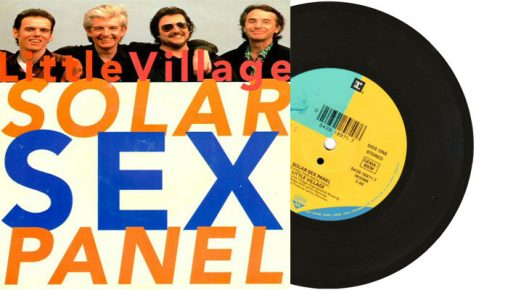 "Little Village - Solar Sex Panel 7"" single"