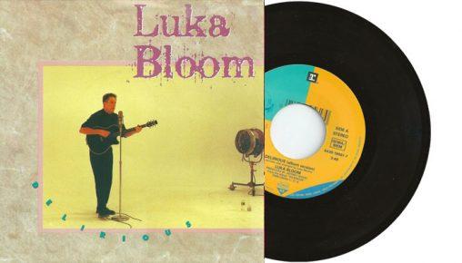 "Luka Bloom - Delirious 7"" single"
