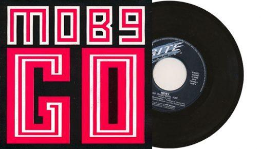 "Moby - Go (Radio edit) - 7"" vinyl single"