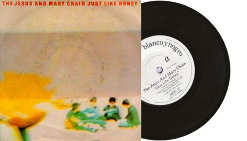 "The Jesus & Mary Chain - Just Like Honey - 7"" single"
