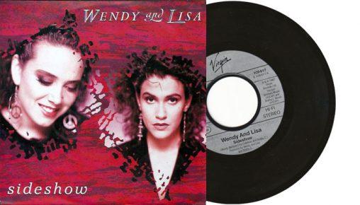 "Wendy & Lisa - Sideshow 7"" single"