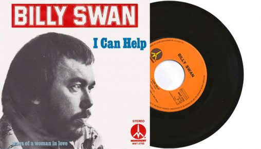 "Billy Swan - I Can Help - 1974 7"" vinyl single"