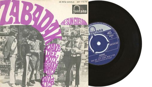 "Dave Dee, Dozy, Beaky, Mick and Tich - Zabadak - 7"" vinyl single"