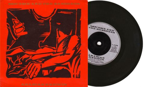 """Siouxsie and the banshees - arabian knights - 7"""" vinyl single"""
