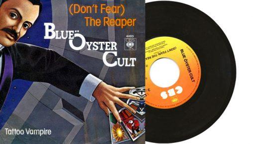 "Blue Öyster Cult - Don't Fear the Reaper - 1976 7"" vinyl single"