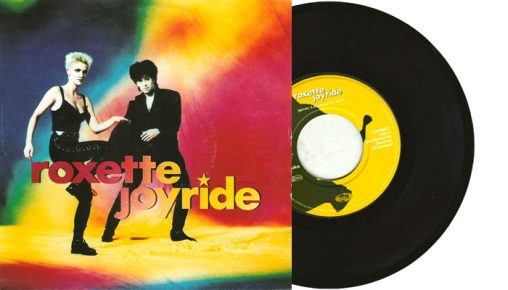 "Roxette - Joyride - 7"" vinyl single"
