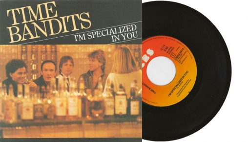 """Time Bandits - I'm Specialized in You - 1982 7"""" vinyl single"""