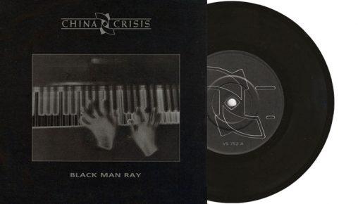 "China Crisis - Black Man Ray - 1985 7"" vinyl single"