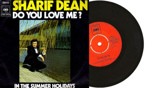 "Sharif Dean - Do You Love Me? - 1973 7"" vinyl single"