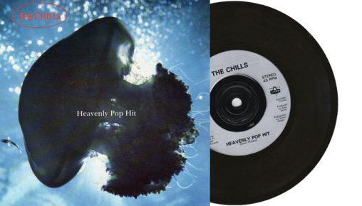 "The Chills - Heavenly Pop Hit - 1990 7"" vinyl single"