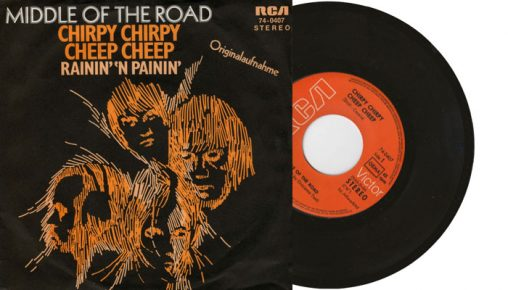 """Middle of the Road - Chirpy chirpy cheep cheep - 7"""" vinyl single"""
