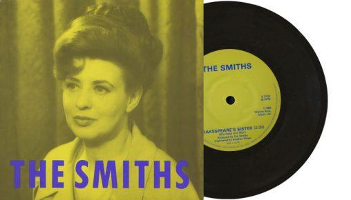 """The Smiths - Shakespeare's Sister - 1985 7"""" vinyl single"""