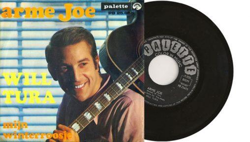 """Will Tura - Arme Joe - 7"""" vinyl single from 1967"""